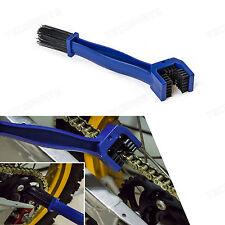 Motorcycle Chain Gear Dirt Clean Brush For BMW Honda Yamaha KTM Kawasaki Suzuki