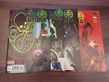 Secret Wars: Hail Hydra (Marvel 2015) #1-4 (Remender Boschi Chuckry)