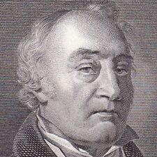 Portrait de Jacques Antoine Dulaure Clermont-Ferrand Puy de Dôme 1824