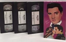 Elvis Lives - VHS 3 Movie Set ~ Elvis Presley Music Documentary