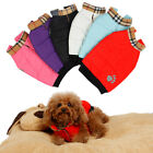 Pet Warm Dog Cat Coat Jacket Windproof Clothes Winter Apparel Clothing Costume