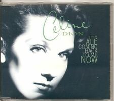 CELINE DION It´s All Coming Back To Me Now 4 track AUSTRIA CD single