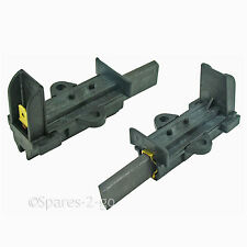 2 x Motor Carbon Brushes and Holders For BEKO WM5120S WMA520S Washing Machine