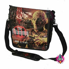 NEW OFFICIAL HAMMER HORROR FILMS THE MUMMY RETRO SHOULDER MESSENGER SCHOOL BAG