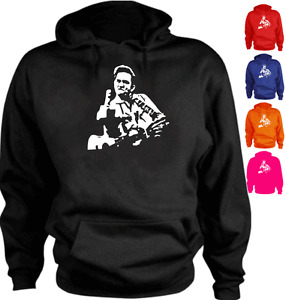 Johnny Cash Tribute music fan New Custom Hoodie