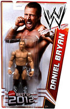 Mattel WWE Basic Series Best of 2012 Daniel Bryan Wrestling Action Figure