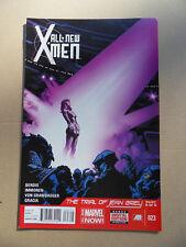 All New X-Men 23 . Guardians Of The Galaxy App . Marvel 2014 . VF