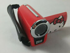 Hello Kitty 1.5-inch Compact Digital Handheld Video Camera Red. RARE