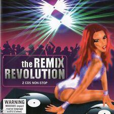 The Remix Revolution - RARE 2CD - RARE DJ MIXES DANCE TRANCE ELECTRO ROCK DISCO