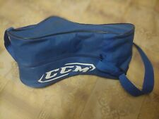 Ccm Vintage skate bag unique style shoulder strap blue