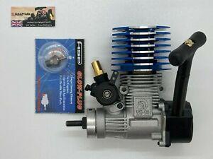 Universal 1/10 RC Nitro Vehicle Engine VX .18 2.74CC Brand new, with Plug.