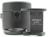 【Rare MINT IN CASE】 Bronica RF PL Filter Set for Bronica RF645 From Japan #5761