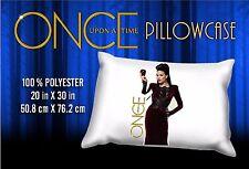 Once Upon a Time Evil Queen Lana Parilla Pillowcase
