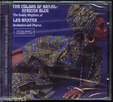 Les Baxter - Colors of Brazil & African Blue - Lounge Music - NEW CD