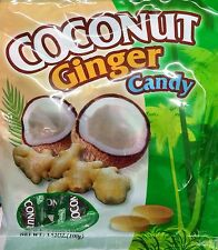 3.52oz Dandy's Brand Coconut Ginger Candy