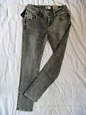 LTB Molly Damen Jeans Denim W31/L32 Stretch Röhre low waist super slim fit tube