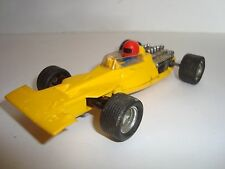 coche slot scalextric ford tyrrel exin amarillo c 48