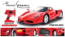 Licensed 1/10 Scale Ferrari Enzo Ready To Run RTR Die Cast Radio Control RC Car