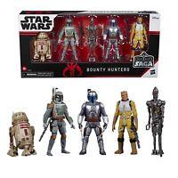 "Star Wars Celebrate the Saga Bounty Hunters 3.75"" Action Figure Set - In Stock"