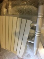 CHILD  Small Rocking Chair Personalised  MATILDA  Powell Craft- WHITE RRP £40