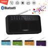 Rolton E500 Portable Wireless Bluetooth Speaker Digital FM Radio MP3 TF Recorder