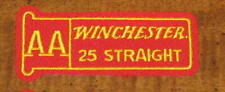 Winchester Trap Skeet 25 Straight Shooting Patch