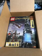 LEGO 10237 Lord of the Rings Tower of Orthanc Retired - BRAND NEW SEALED