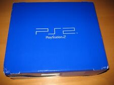 Sony PlayStation 2 Ps2 Black Console (SCPH-30001) Factory Sealed Unopened
