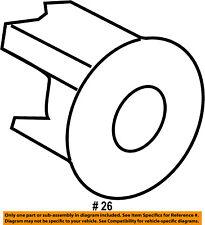 FORD OEM 13-16 Escape Parking Backup Back Up Reverse Distance-Sensor CV6Z15K859A