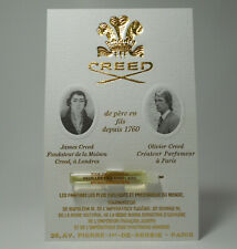 Creed Baie de Genievre Feuilles de Canneliers EDP 2ml 0.06oz unisex Perfume vial