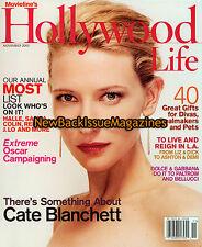Hollywood Life 11/03,Cate Blanchett,Gwyneth Paltrow,November 2003,NEW