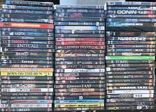 Lot of 100 New DVD From Asian Cinema Horror Sci Fi Action Comedy Erotic