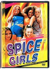SPICE GIRLS OMONIMO SAME ST DVD EDITORIALE SIGILLATO!!!