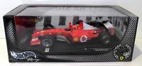Hot Wheels 1/18 Scale Diecast  54646 150 GP Wins Canadian GP Schumacher Ferrari