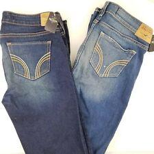 Hollister Womens Size 32x32 Bootcut Jeans Dark Medium Wash Lot of 2