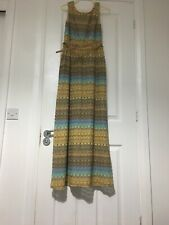 River Island Chelsea Girl Crochet Maxi Dress Size 12