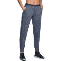 Under Armour UA Ladies Graphic Blue Play Up Twist Womens Sports Gym Pants
