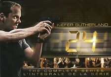 24 ~ Complete Series ~ Season 1-8 + Live Another Day ~ BRAND NEW 60-DISC DVD SET