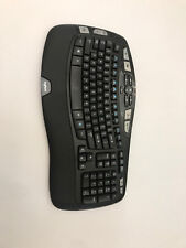 Wireless Keyboard- Black Logitech K350 Black Keyboard, Used, No Receiver, No Box