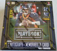 ✅🏈🔥2020 PANINI PLAYBOOK NFL MEGA BOX -TARGET/WALMART- FREE SHIPPING