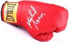 Michael Moorer Autograph Boxing Glove Signed Red Everlast w/ PSA COA Champ