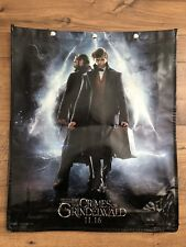 2018 SAN DIEGO COMIC CON EXCLUSIVE THE CRIMES OF GRINDELWALD WARNER BROS BAG