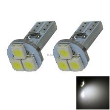 2x White RV T5 Indicator Bulb light Lamp PCB 3 1210 SMD LED 73 74 79 B006