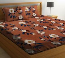 Microfiber bedsheet with 2 Pillow Covers 90'' x90'' inch