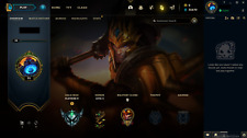 League of Legends Account Platinum IV Smurf NA Unverified BE:35,670
