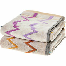 MISSONI HOME  Set of Two Vera Guest Towels 42x70cm