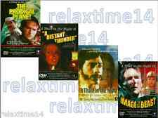 4 DVD-Pack A THIEF IN THE NIGHT SERIES-The Prodigal Planet,A Distant Thunder NEW