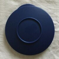 Tupperware #3622B-4 Impressions Blue Replacement Lid