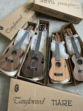 More details for electro + acoustic ukulele collection of 5 + gig bags job lot retail price £740