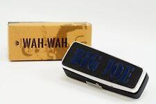 Big Joe Stomp Boxes Wah-Wah W-601 Pedal